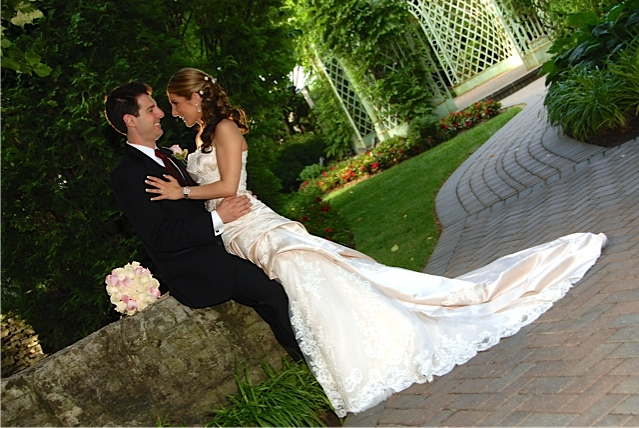 With my beautiful wife, Nicole on August 1, 2010