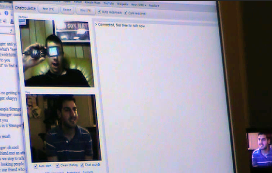 2 girls chatroulette