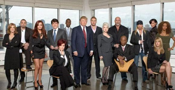 Celebrity Apprentice Cast
