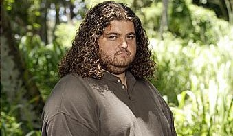 Hurley from LOST