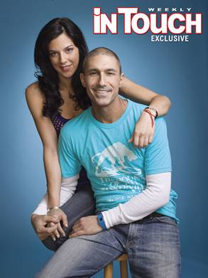 Survivors Jenna Morasca and Ethan Zohn
