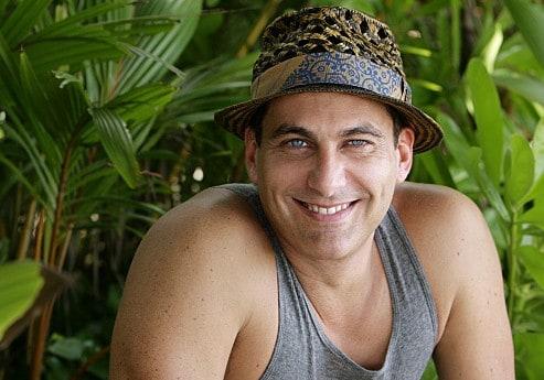 Survivor Jonathan Penner