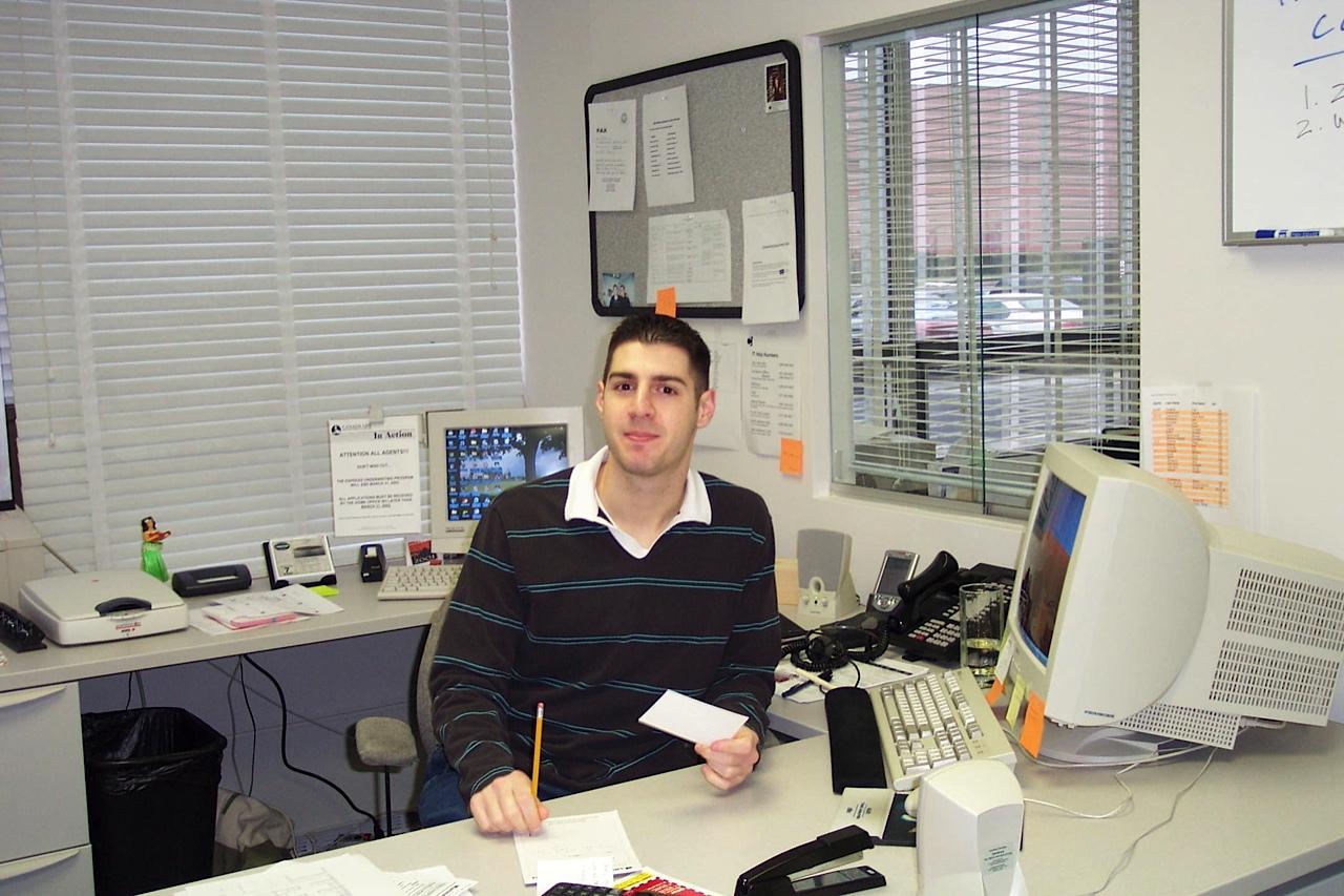 Rob at Career Brokerage