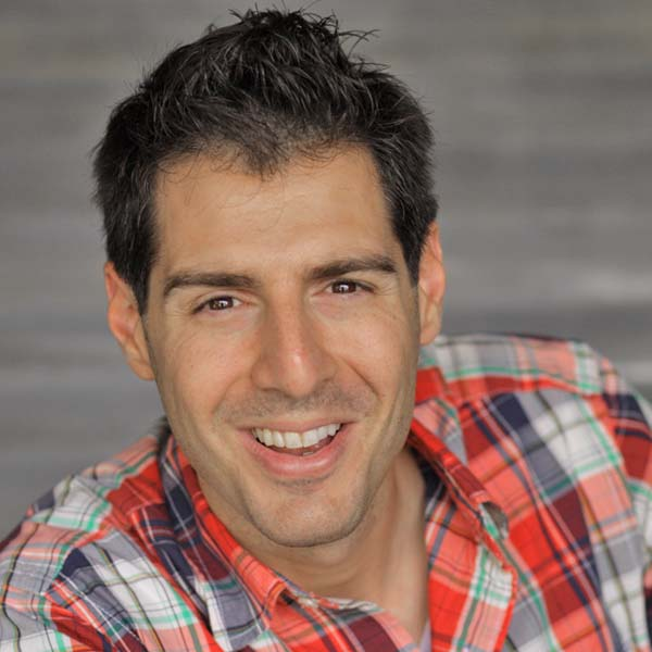 Host of Rob has a Podcast, Rob Cesternino