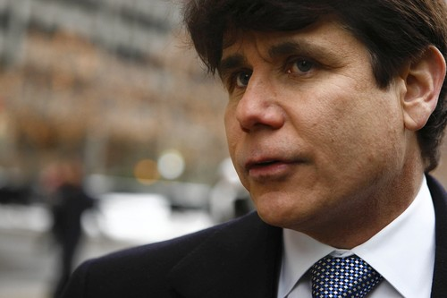 Celebrity Apprentice star Rod Blagojevich