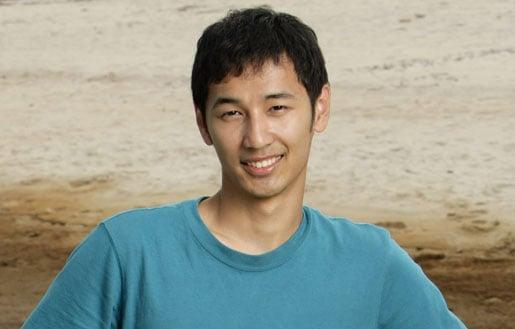 Survivor Gabon cast member, Ken Hoang