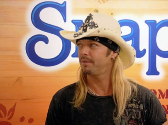 Bret Michaels Snapple Task