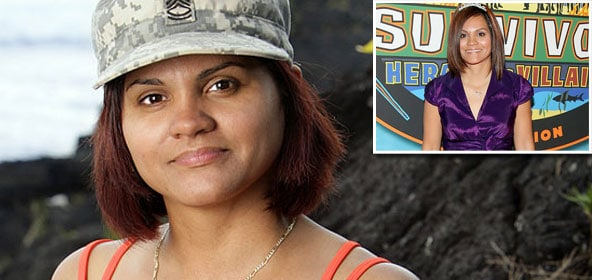 2 Time Survivor winner, Sandra Diaz-Twine