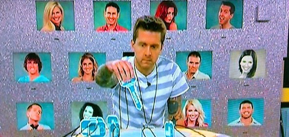 Matt is the HOH on Big Brother 12