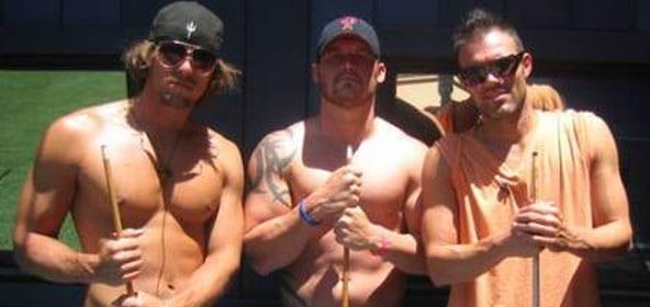 Big Brother 12 Brigage Hayden, Lane and Enzo