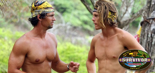 Survivor Shannon and Fabio talk on Survivor Nicaragua
