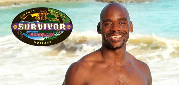 Tyrone Davis from Survivor Nicaragua