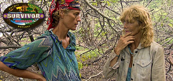 Survivor Holly and Jane