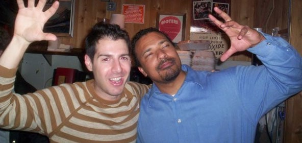 "Rob Cesternino and Bobby ""BobDawg"" Mason"
