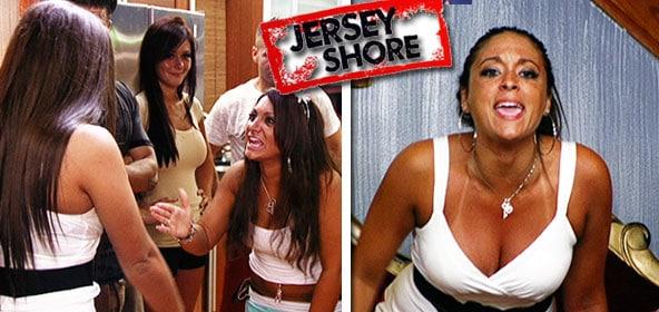 Jersey Shore 3 - Sammi Sweetheart vs. Deena Nicole
