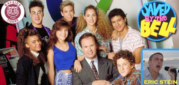 The Saved by The Bell Podcast with Eric Stein