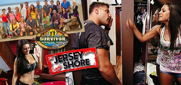 Ronnie and Sammi fight on the Jersey Shore