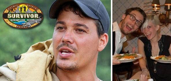 Stephen Fishbach & Courtney Yates talk Boston Rob Mariano on Survivor Redemption Island