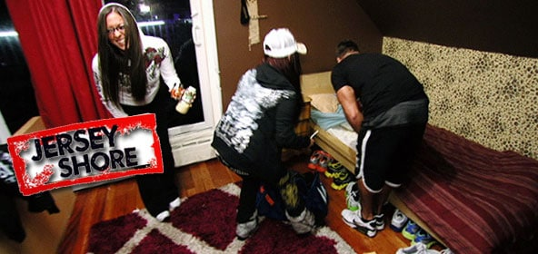 Ronnie, Sammi and Snooki prank the Situation on Jersey Shore