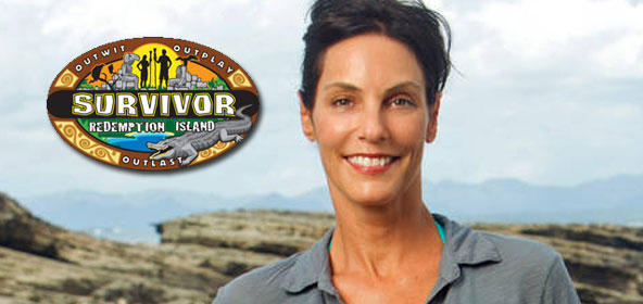 Kristina Kell from Survivor Redemption Island