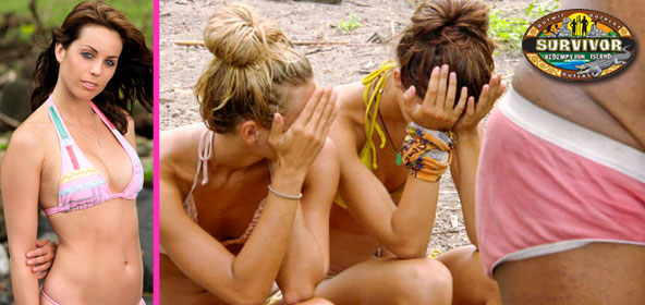 Danielle DiLorenzo on Phillip Sheppard, Boston Rob and the cast of Survivor Redemption Island