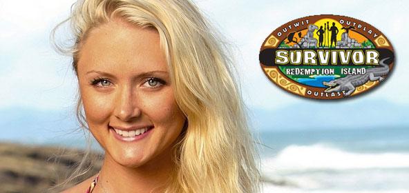 Krista Klumpp from Survivor Redemption Island