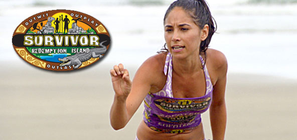 Stephanie Valencia from Survivor Redemption Island