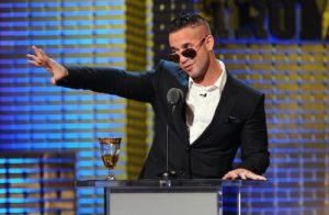 Mike The Situation Sorrentino bombs at the Comedy Central Roast Of Donald Trump - Show