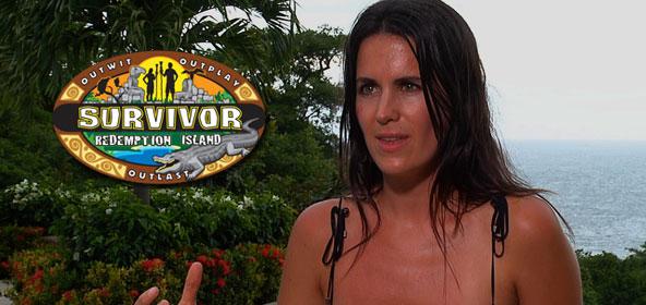 Sarita White, Survivor Redemption Island
