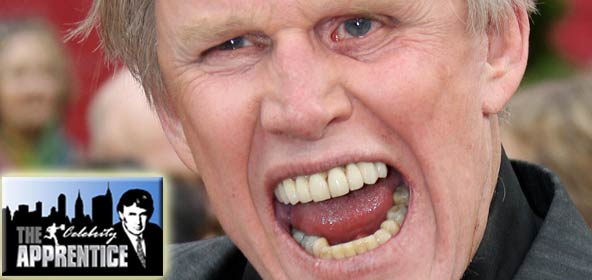 Gary Busey has one last Hurrah on The Celebrity Apprentice