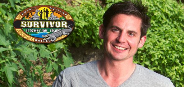 David Murphy from Survivor Redemption Island