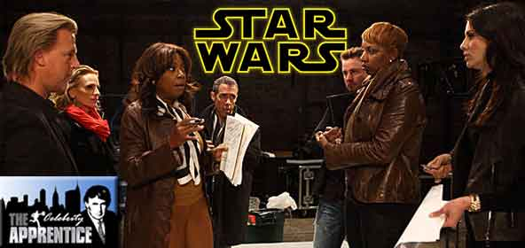 Star Jones wars with NeNe Leakes on the Celebrity Apprentice