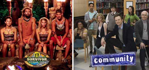 Talking Survivor Redemption Island and NBC's community with Gordon Holmes