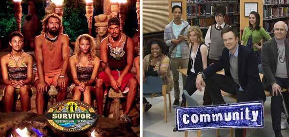 Talking Survivor Redemption Island and NBC's community with Gordon Holmes