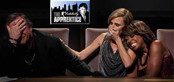 Marlee Matlin the apprentice