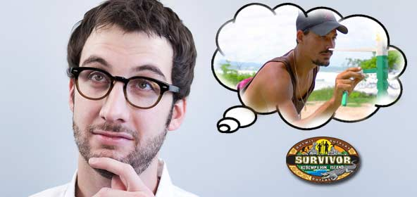 Stephen Fishbach thinks Boston Rob will win Survivor Redemption Island