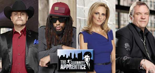 John Rich, Lil Jon, Marlee matlin and Meat Loaf are the final 4 of the Celebrity Apprentice