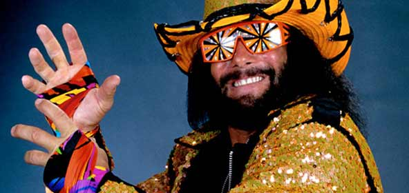 The Late, Great Wrestler, Macho Man Randy Savage