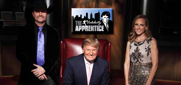 Donald Trump decides between John Rich and Marlee Matlin on The finale of The Celebrity Apprentice