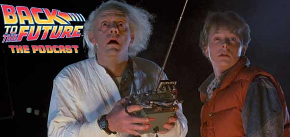 It's Back to the Future: The Podcast with Rob Cesternino and Stephen Fishbach