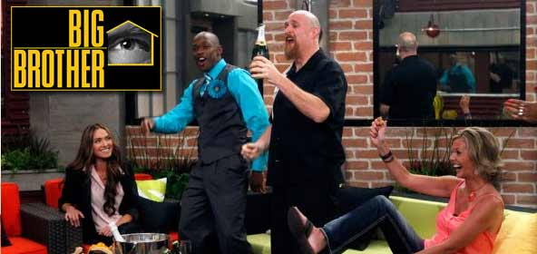 The new cast celebrates the premiere of Big Brother 13