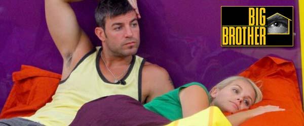 Jeff Schroeder and Jordan Lloyd make nominations on Big Brother 13