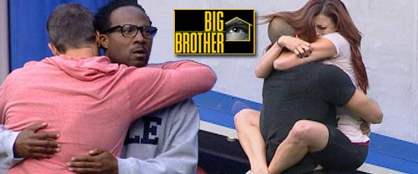 Lawon Exum is stunned as he is evicted from the house and Brendon and Rachel are reunited on Big Brother 13