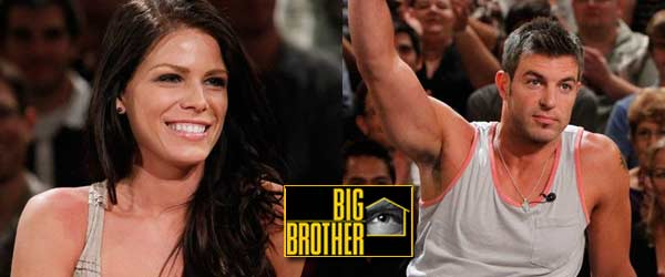 Daniele Donato and Jeff Schroder are evicted from the Big Brother 13 house.