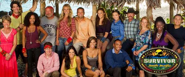 The Cast of Survivor South Pacific