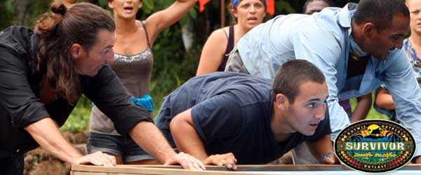 Lil Brandon Hantz Creates Big Problems for Coach on Survivor South Pacific
