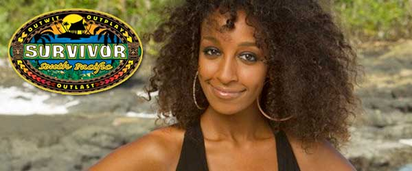 Semhar Tadesse from Survivor South Pacific