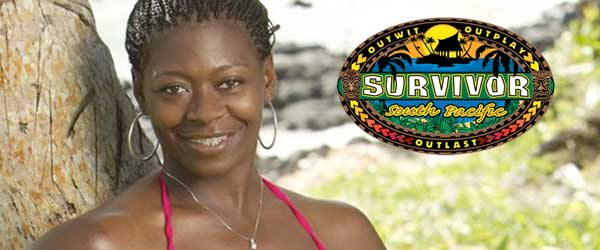 Stacey Powell from Survivor South Pacific