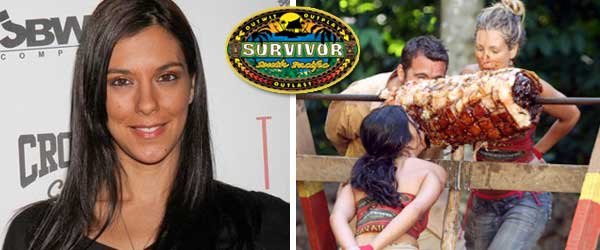 Jenna Morasca talks Amazing Race and Survivor South Pacific