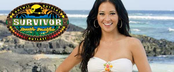 Survivor South Pacific's Elyse Umemoto